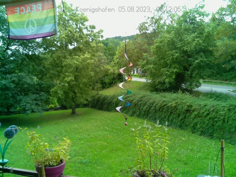 Webcambild aus Lauda-Koenigshofen